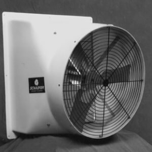 POLY FLUSHMOUNT EXHAUST FANS