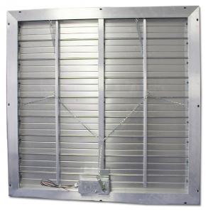 aluminum shutter